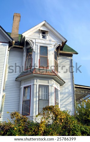 Metal roof metal roof victorian home for Victorian shingles
