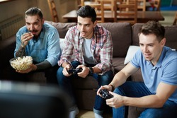 Video-game addiction