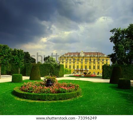 Viena Schonbrunn - emperor's summer residence, Austria, UNESCO World Heritage Site