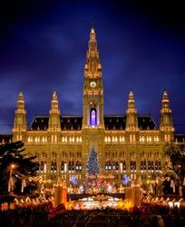Vienna's City Hall