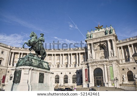 Vienna's Imperial Palace