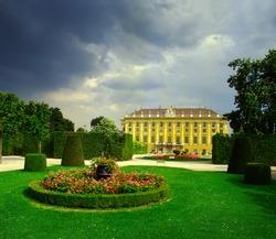 Vienna Schonbrunn - emperor's summer residence, Austria, UNESCO World Heritage Site