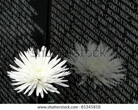 Vietnam Memorial 3/4 scale