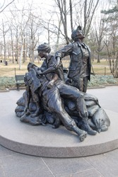 Vietnam Women Memorial