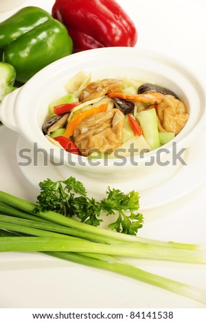 Vietnamese and Chinese food