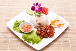 vietnamese food, northern food, delicious food for vietnamese people, rice, fish noodle soup, bun cha, steamed rice, crab fried rice,