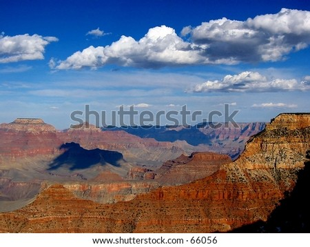 View from Mather Point, Grand Canyon