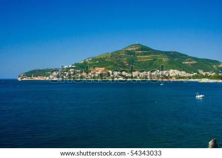 View of Budva (Montenegro)