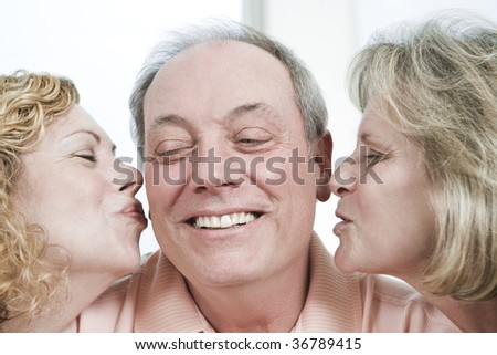Bis ass granny kissing | Porn gallery)