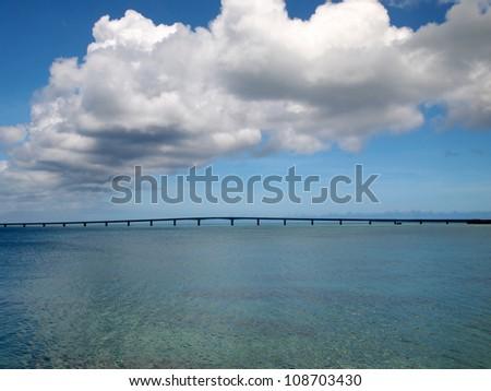 View of Miyako Island - Okinawa, Japan