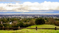 view of Palo alto california