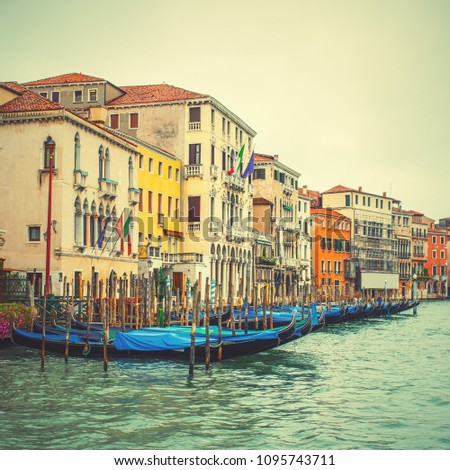 view of the grand canal in...