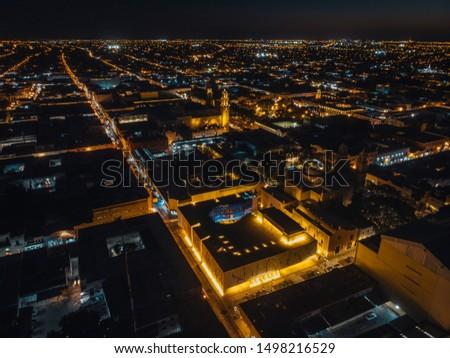 view of the merida yucatan downtown