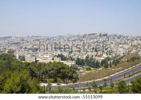 View on Nazareth