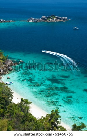 View Point, Similan Islands, South of Thailand