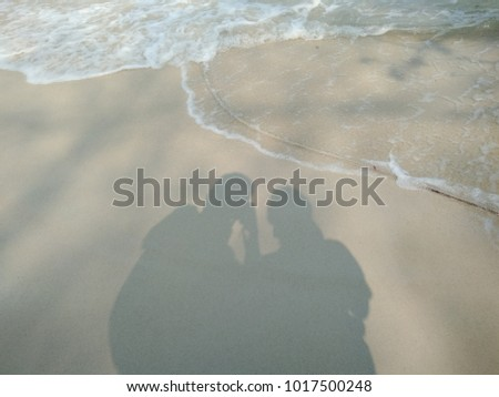 view sea love background  #1017500248