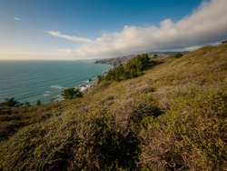 Views from Muir Beach Lookout