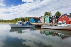 Views from Prince Edward Island Canada