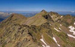 Views from the Pic de l'Étang Fourcat summit  (Pyrenees, Andorra) ESP: Vistas desde el Pic de l'Étang Fourcat (Pirineos, Andorra)