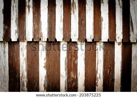 vignette zebra pattern boards