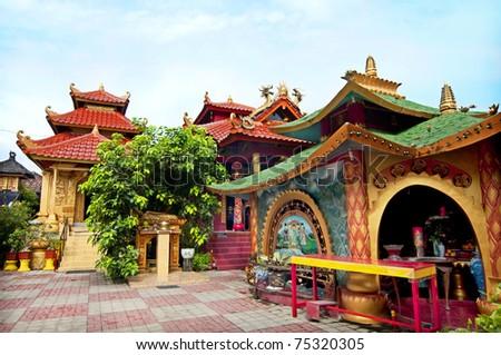 Vihara of Dwipayana, Bali