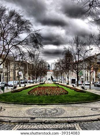 Vila Real avenue