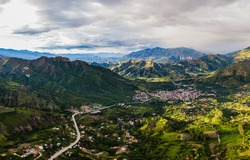 Vilcabamba Sacred Valley Ecuador Longevity Island