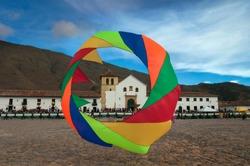 Villa de Leyva Kite Festival 5