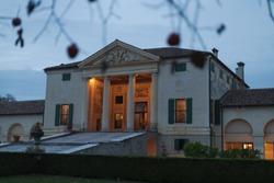 Villa Emo in Fanzolo, Vedelago, Treviso, Italy