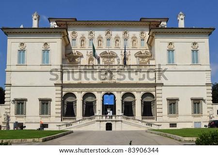 villa galleria Borghese