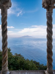 Villa San Michele in Anacapri was the dream home of the Swedish physician, Axel Munthe.