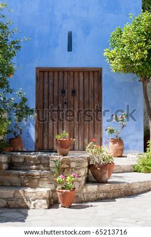 Village house in Lefkara, Cyprus