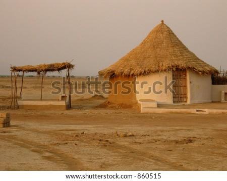 village in india