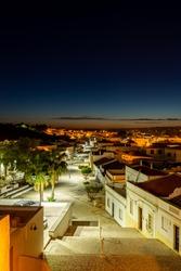 Village of Castro Marim, Algarve, Portugal