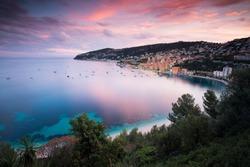 Villefranche sur mer Côte d'Azur