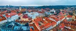 VILNIUS, LITHUANIA - Vilnius old city