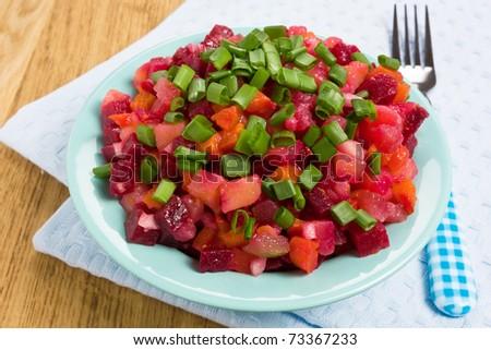 Винегрет салаты с фото