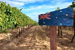 vineyard cabernet sauvignon from Australia