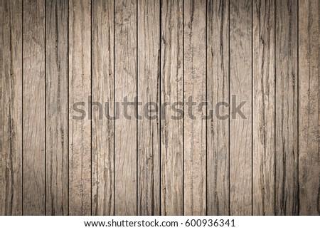 vintage aged tan brown wood grain background texture.