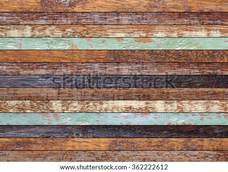Royalty Free Vintage Aged Wooden Coarse Texture