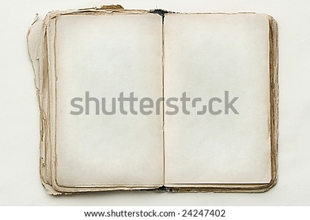 bengawan solo blank page book