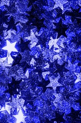 Vintage and classic background of dazzling stars / Abstract background / Ideal for promotional events,celebrations and festive background