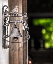 vintage antique bell