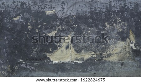 Vintage background. Abstract grunge decorative stucco wall texture. Horizontal seamless