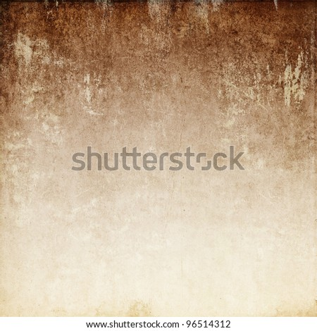 Vintage background in the brown shade