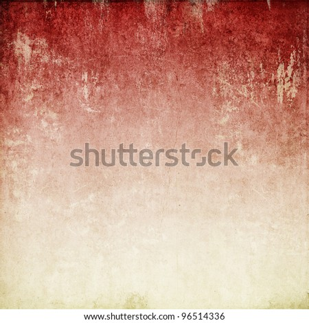 Vintage background in the red shade