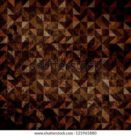 Vintage background with classy patterns.