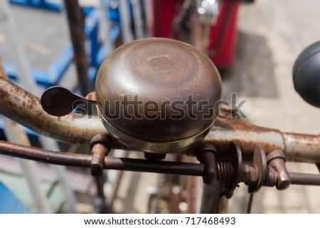 Vintage Bicycle bell.