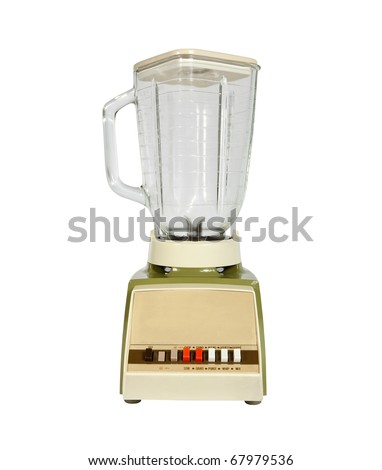 Vintage blender from the late 1960's.