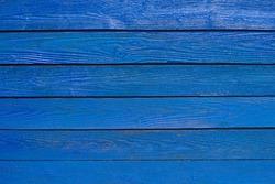 vintage blue wooden texture background closeup